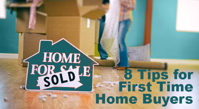 8 Tips for First-Time Homebuyers