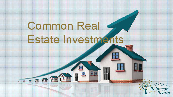 The 2 Common Types of Real Estate Investments